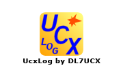 UCX Log by DL7UCX Contst Logging Software
